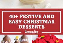 Kerst dessert recepten
