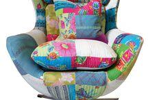 Sittin' Pretty (or funky or comfy...) / by Jonna LaRue