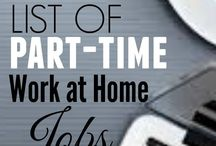 Work from Home / Boost Your Income with these legitimate ways to work from home!