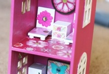 Georgias Dollhouse Ideas