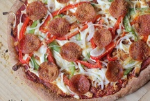 Gluten Free Spinner Pizza and Sandwiches / Pizza and Sandwiches