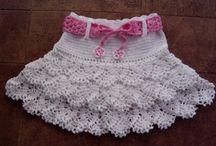 Crochet children / Hekling