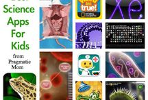 Science & Math apps for kids