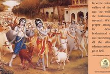 Vedic Culture / The Vedic culture is a culture of love, respect, honoring others and humbling one's own ego so that the inner nature, which is naturally pure and modest, will shine forth.