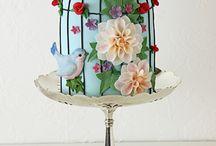 Birdcage Cakes