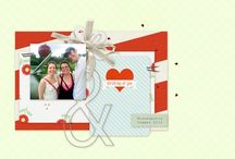 Pixel Scrapper Creative Team Layouts / Our fantastic Creative Team has created some wonderful digital scrapbook layouts with the bundles from www.pixelscrapper.com .