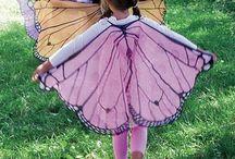 trajes para niñas