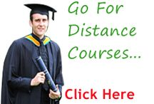 DISTANCE LEARNING UNIVERSITY / Get online admission in distance education universities in India. For Admission 2014-15, Dial No (8010000200) take admissions in distance programs.