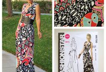 Summer Sewing / All things summer--Get inspired to sew something summerish!!!