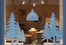zimnovianocne okno