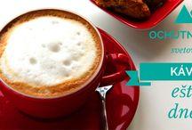 KÁVA | COFFEE | CAFFÉ | KAFFEE / All about Coffee ... Všetko o káve