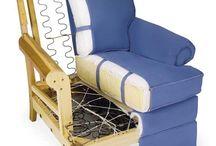 Sofa constructie