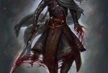 маги крови