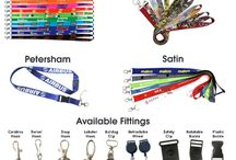 Lanyards, Lanyard Fittings, Branded Lanyards, Lanyard accessories, Petersham & Dye Sub Lanyards