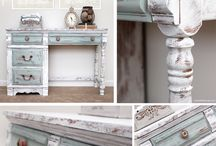 Chalk Paint - Furniture Make Overs
