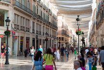 Málaga y demás ciudades