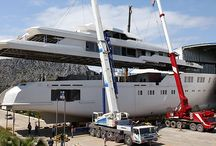 How to Build a Superyacht / by Boat International