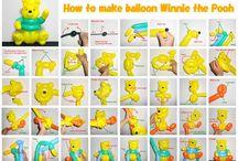 palloncini Disnay