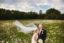 Wedding portraits of Bride & Groom / Wedding portraits