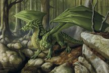 Dragon ● Green