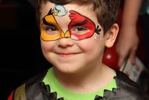 Face Painting / face painting ideas