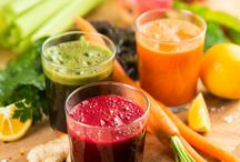 Juicing~smoothies / by Andrea Olson