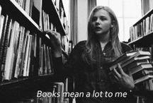 BOOKS / Książki, czyli to co kochamy :)