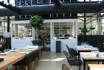 Restaurace-interiéry
