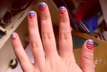 Nails by Me :)