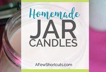 Świeczki i świeczniki Candles