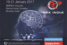 Ibex India 2017 - Banking Expo / Now in its 5th Edition - IBEX is India's exclusive and most comprehensive Trade Fair and Conference on Banking Technology, Equipment and Services. We take this opportunity to invite you to participate in IBEX India 2017. To book your stand visit www.ibexindia.com