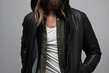 Fashionable beard