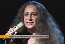 Maria Bethânia. entrevistas