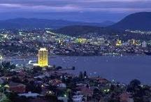 Tasmania Travel Inspiration / Want to visit Tasmania? Here's some really great inspiration for you #travel #Australia #Tasmania