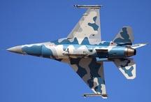 Aeronaves com pintura diferente