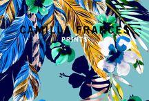 floral | print