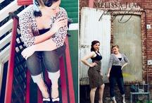 Rockabilly Inspiration / by Melissa Jean Photography
