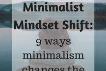 Declutter & Minimalism