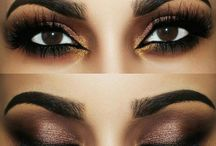 Maquillaje de ojos - Eye shadow / by enfemenino