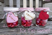 valentines crafts / by Staci Criswell