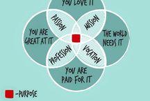 Purpose: Juste Etre