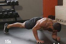 Exercícios para os membros inferiores do corpo