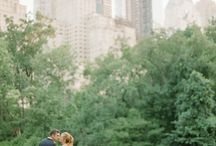 Nyc engagement photo