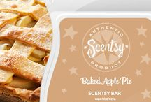 Scentsy Corner Cafe Bar Scents / Scentsy Corner Cafe Bar Fragrances include scents from a heavenly bakery or French pastries mixed with spices.
