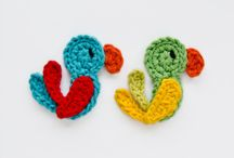 Crochet Animals & Dolls / Inspiration for crochet animals and dolls