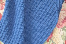 Knitting - adult blankets