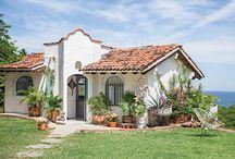 Latino house style