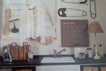 Home: Laundry Room / by Kelly Geckler