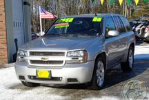 First City - SUV's / Used SUV's for sale at First City Cars and Trucks in Rochester, NH.