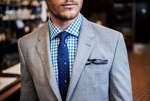 Men's Style / How Men Should Dress to be Good at Life http://www.daniel-johnson.com/home